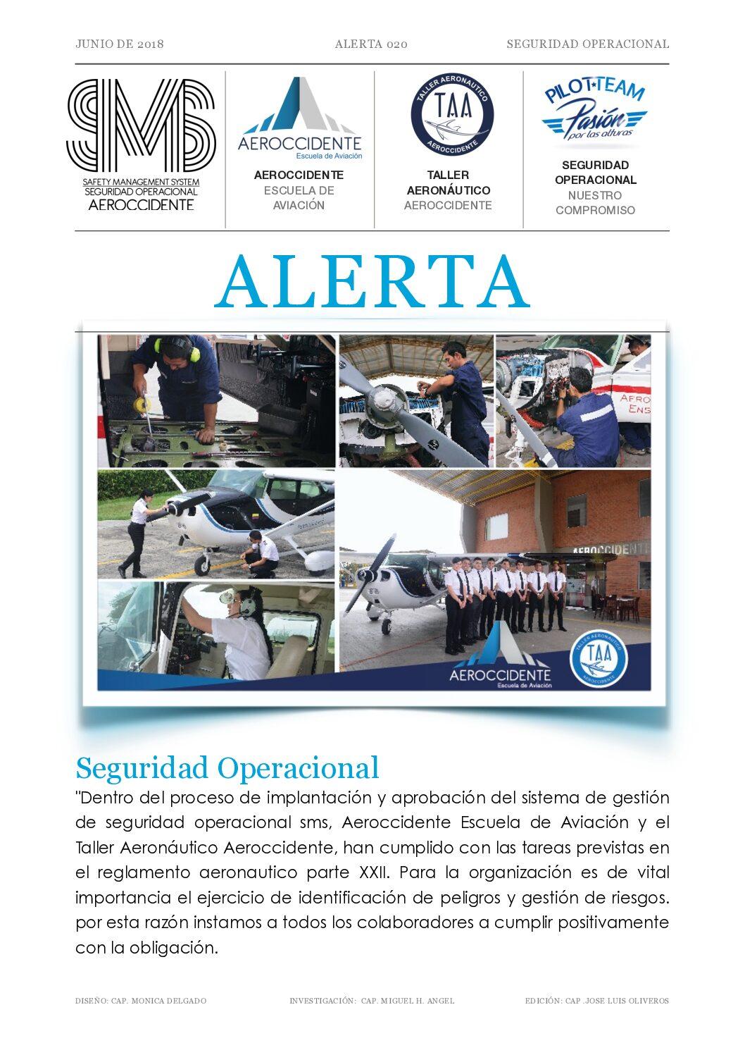 020 Prevención de Accidentes e Incidentes