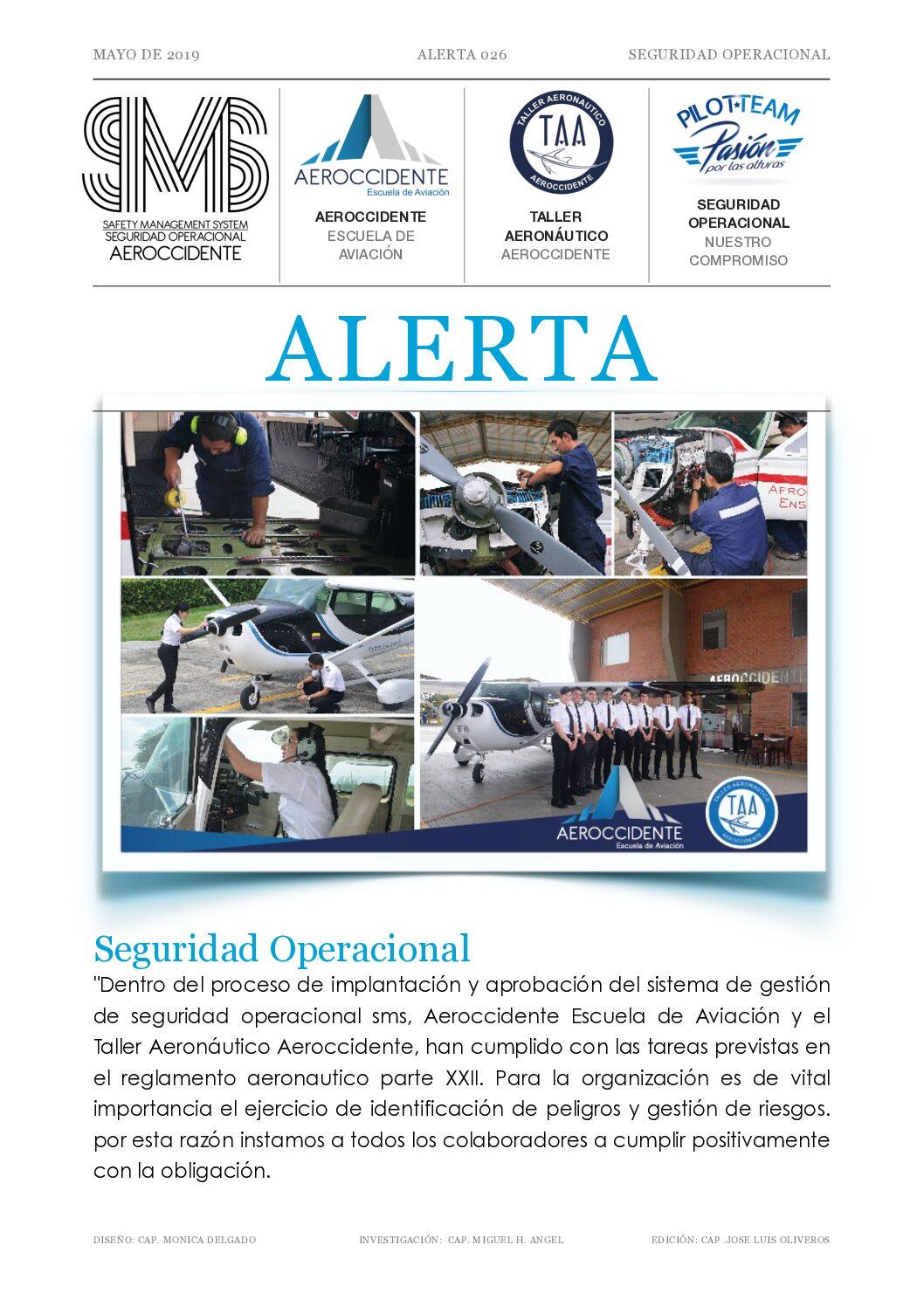 026 Conciencia Aeronáutica